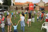 Children's afternoon in the rhythm of energy, 29.7.2012, 21st International Music Festival Český Krumlov, source: © Auviex s.r.o., photo by: Libor Sváček