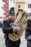 Saint Wenceslas Celebrations, International Folklore Festival and 18th Annual Meeting of Mining and Metallurgy Towns of the Czech Republic in Český Krumlov, 27.9.2014, photo by: Lubor Mrázek