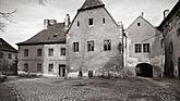 Průvan v krumlovských klášterech, zdroj: Kláštery Český Krumlov