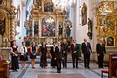 A concert marking the 25th anniversary of inclusion in the UNESCO World Heritage List - Dyškanti, 2.7.2017, Chamber Music Festival Český Krumlov, photo by: Lubor Mrázek