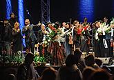 Angela Gheorghiu /soprano/ and Ramón Vargas /tenor/, PKF – Prague Philharmonia, Leoš Svárovský /conductor/, 14.7.2017, 26. Internationales Musikfestival Český Krumlov 2017, source: Auviex s.r.o., photo by: Libor Sváček