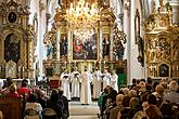 Schola Gregoriana Pragensis, 16.7.2017, 26th International Music Festival Český Krumlov 2017, source: Auviex s.r.o., photo by: Libor Sváček