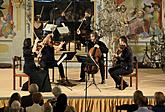 Škampa Quartet, 18.7.2017, 26th International Music Festival Český Krumlov 2017, source: Auviex s.r.o., photo by: Libor Sváček
