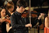 Da Yoon You /violin/, South Czech Philharmonic, Jan Talich /conductor/, 25.7.2017, 26. Internationales Musikfestival Český Krumlov 2017, Quelle: Auviex s.r.o., Foto: Libor Sváček