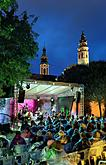 Rendez-vous with Radka Fišarová /Chanson Evening/, Kooperativa Garden, 25.7.2017, 26th International Music Festival Český Krumlov 2017, source: Auviex s.r.o., photo by: Libor Sváček