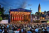 """Bravo Broadway"" /Musical Evening/, North Czech Philharmonic Teplice, Randall Craig Fleischer /conductor/, 29.7.2017, 26th International Music Festival Český Krumlov 2017, source: Auviex s.r.o., photo by: Libor Sváček"