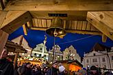 St. Nicholas Present Distribution 5.12.2017, Advent and Christmas in Český Krumlov, photo by: Lubor Mrázek