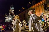 Live Nativity Scene, 23.12.2017, Advent and Christmas in Český Krumlov, photo by: Lubor Mrázek