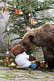 Christmas for the Bears, 24.12.2017, Advent and Christmas in Český Krumlov, photo by: Lubor Mrázek