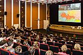 Czechoslovak Airmen in World War II - lecture for schools, 3.5.2018, photo by: Lubor Mrázek