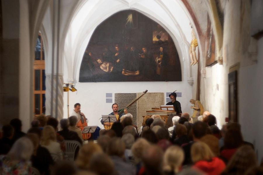 Concerts of the Festival of Baroque Arts 16. – 18. 9. 2016, Ensemble Ritornello