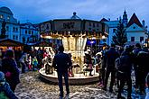 1st Advent Sunday - Music- and Poetry-filled Advent Opening and Lighting of the Christmas Tree, Český Krumlov, Český Krumlov 2.12.2018, photo by: Lubor Mrázek