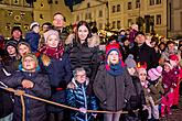 St. Nicholas Present Distribution 5.12.2018, Advent and Christmas in Český Krumlov, photo by: Lubor Mrázek