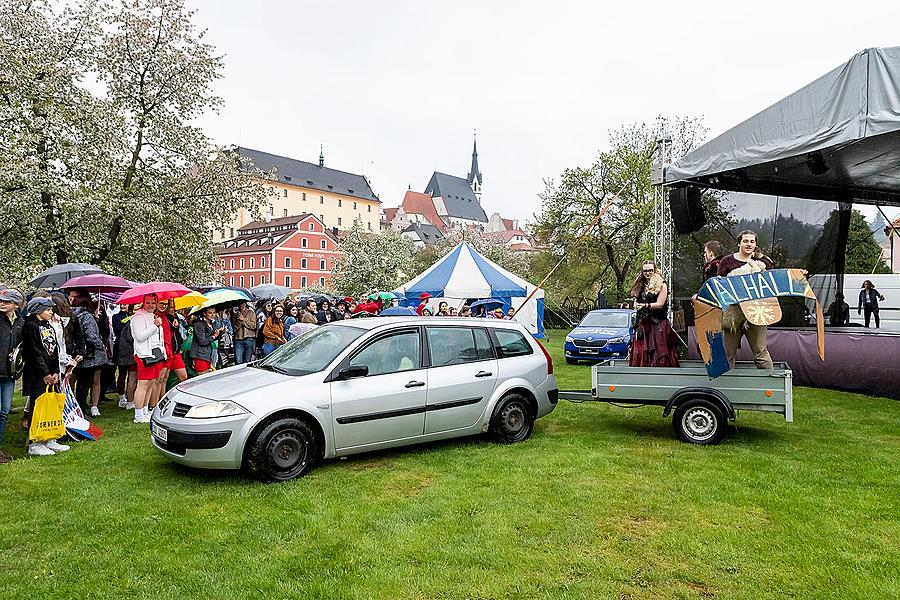 6th Students rag Day, Magical Krumlov 30.4.2019