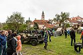 Ceremonial act on the occasion of the 74th anniversary of the end of World War II - Last Battle, Český Krumlov 4.5.2019
