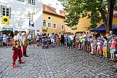 Five-Petalled Rose Celebrations ®, Český Krumlov, Friday 21. 6. 2019