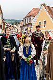 Five-Petalled Rose Celebrations ®, Český Krumlov, Saturday 22. 6. 2019, photo by: Lubor Mrázek