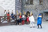 Baroque Night on the Český Krumlov Castle ® 28.6. and 29.6.2018, photo by: Lubor Mrázek