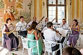 Harmonia Mozartiana Pragensis - Compositions for wind harmony from the Schwarzenberg collection, 3.7.2019, Chamber Music Festival Český Krumlov - 33rd Anniversary, photo by: Lubor Mrázek