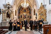 Ensemble Inégal - Closing Gala Concert – thanks for 30 years of freedom, 6.7.2019, Chamber Music Festival Český Krumlov - 33rd Anniversary, photo by: Lubor Mrázek