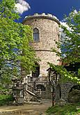Lookout tower on Kleť, source: Destination Management of the town of Český Krumlov, photo by: Aleš Motejl