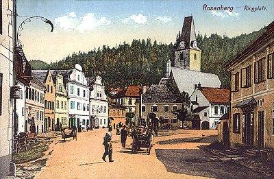 Bildergebnis für Rosenberg Moldau