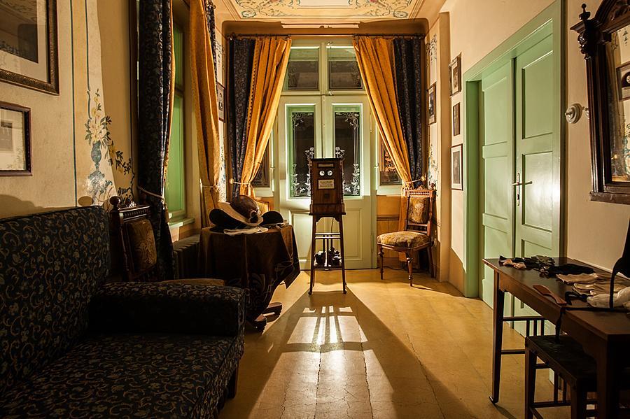 Svatováclavské fotografování a muzejní noc