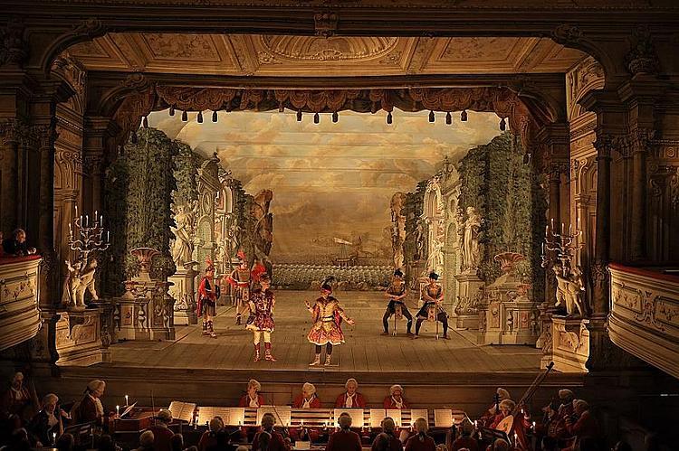 Festival barokních umění Český Krumlov