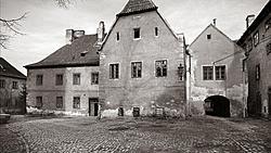 Jiří Havlík: Zugluft der Krummauer Kloster