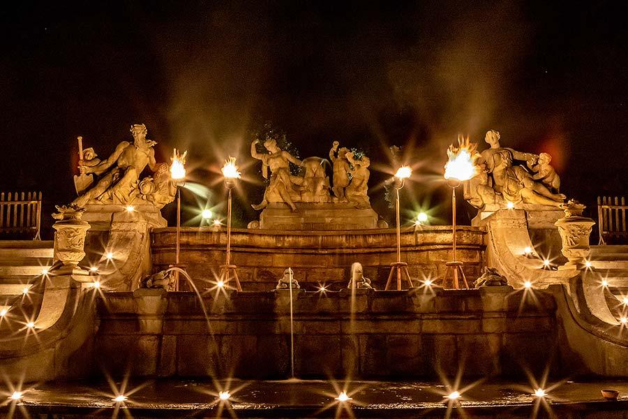 Barokní noc na zámku Český Krumlov®