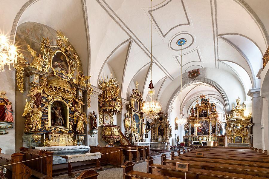 Slavnostní koncert barokní duchovní hudby