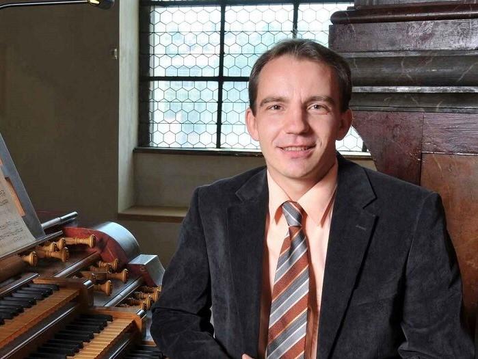 Organ matinée with Pavel Kohout