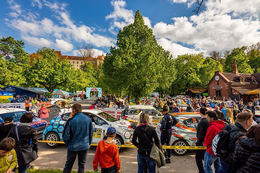 Rallye Český Krumlov