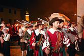Historic town procession, photo by Libor Sváček