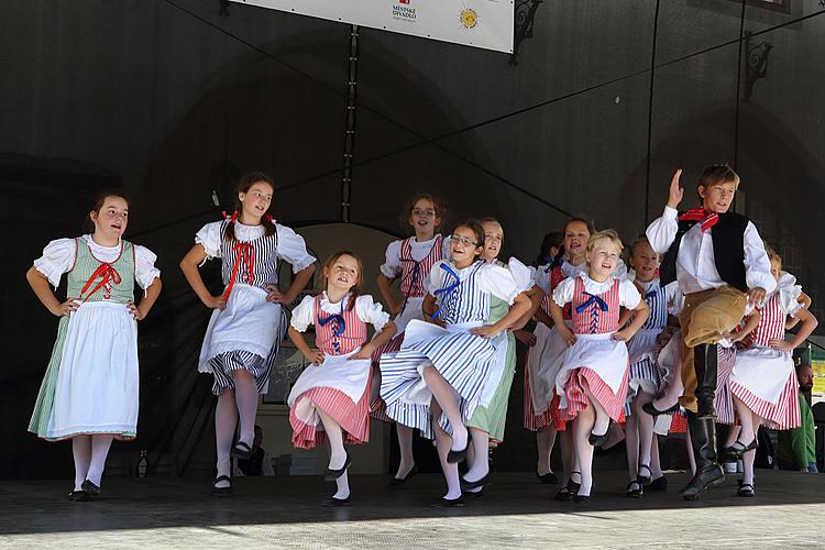 Saint Wenceslas Celebrations and International Folklore Festival
