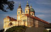 Melk, baroque abbey