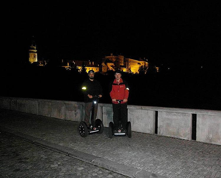 G-Power - Segway Tour - Night Tour