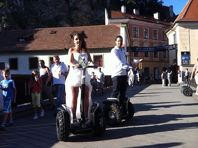 G-Power - Segway Wedding