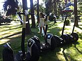 G-Power - Segway svatba