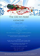 New Year´s Eve in Hotel Old Inn, Katakomby