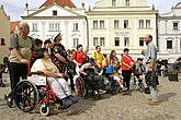 Disability  Day – the Day without Barriers Český Krumlov