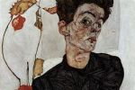 In the footsteps of Egon Schiele