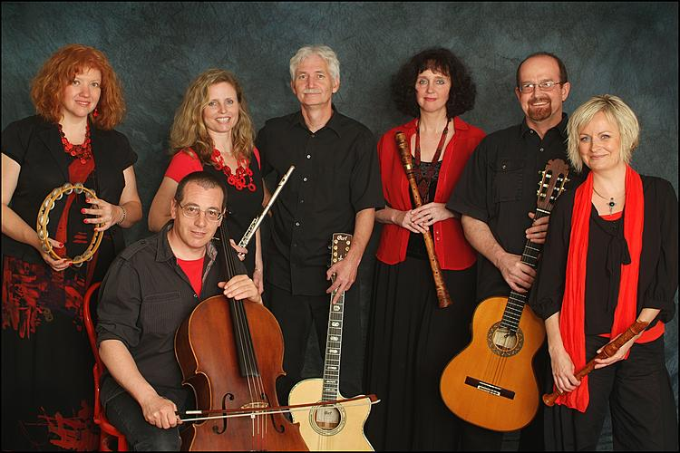 Folk-Renaissance music band Klíč