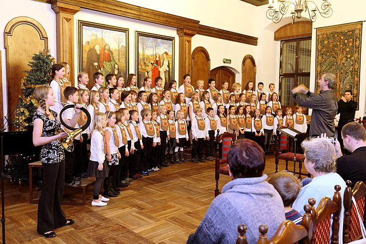 Christmas concerts of Brumlíci and their guests