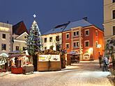 Christmasmarket on the main square
