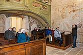 Guided tour in Monasteries