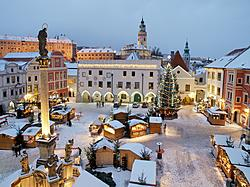 Cesky Krumlov Christmas Market 2020 ADVENT AND CHRISTMAS 2019