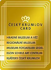 Český Krumlov Card - 1 VSTUPENKA DO 5 MUZEÍ