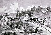 Horse-drawn Railway