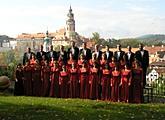 Městský pěvecký sbor PERCHTA, Český Krumlov, foto: www.perchta.cz